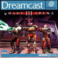 Photo de la boite de Quake 3 Arena (Dreamcast)